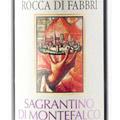 Montefalco Sagrantino - Rocca di Fabbri